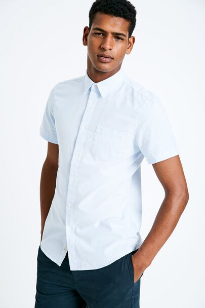 STABLETON SHORT SLEEVE STRIPE SHIRT