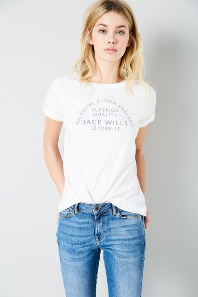BUCKERIDGE BOYFRIEND T-SHIRT