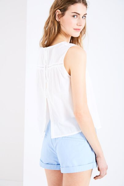 KIDSGROVE OPEN BACK SHELL TOP