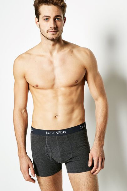BRIDGENORTH PLAIN BOXER SHORTS