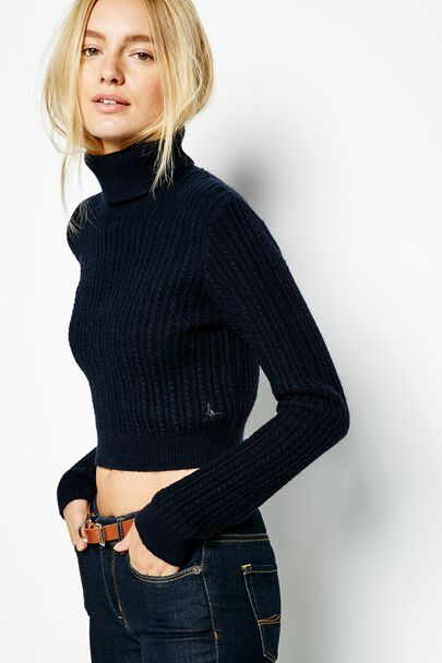 CHALKCROFT ROLL NECK JUMPER
