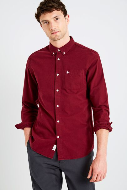 WADSWORTH BRUSHED OXFORD SHIRT
