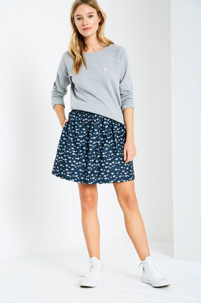 HELIWELL FLORAL SKIRT