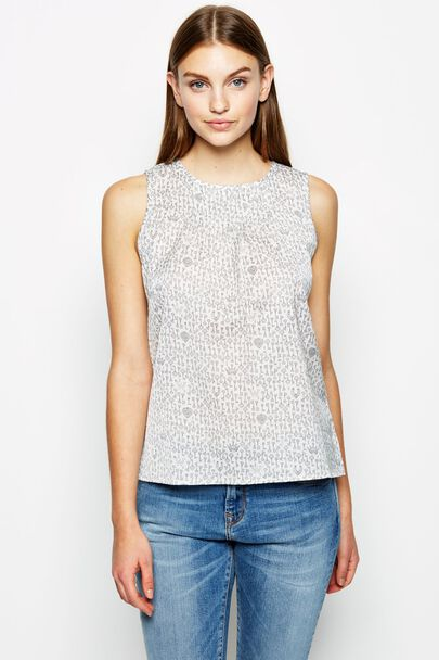 WEDMORE SLEEVELESS TOP