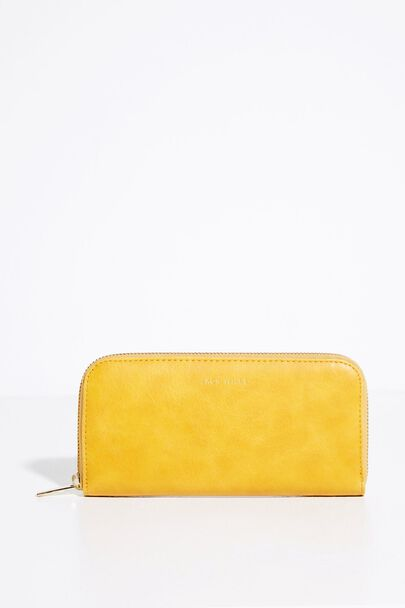 HABERTON ZIP PURSE