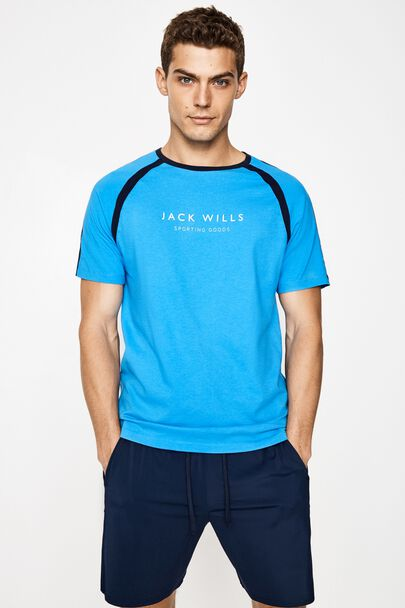 BENSTEAD GYM T-SHIRT