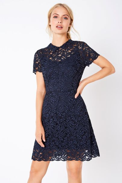 TREMAYNE LACE DRESS
