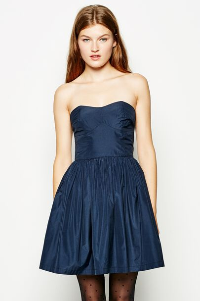 DELANEY STRAPLESS DRESS