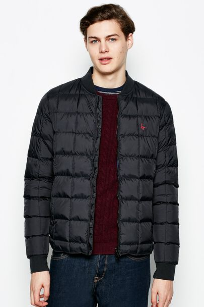 BALLAM QUILTED BOMBER