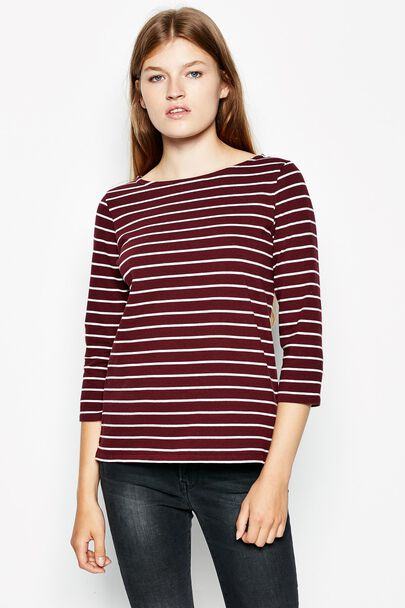 ALDEBURGH BRETON LONG SLEEVE TOP