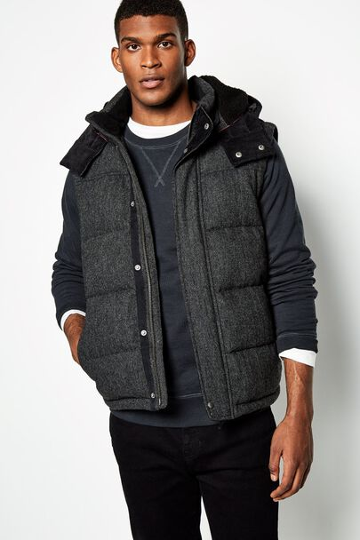 ATHERSTONE WOOL GILET