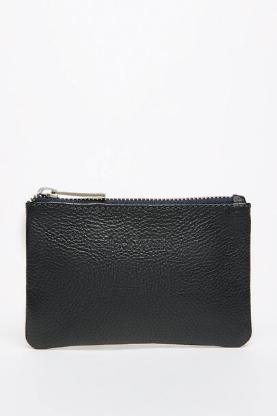 FORRES LEATHER PURSE