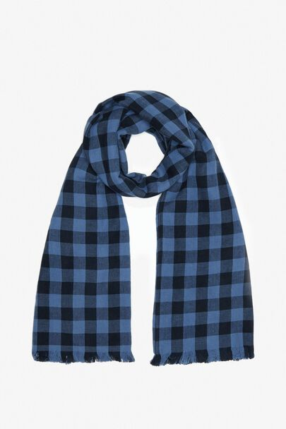CANDLEBY WOOL SCARF