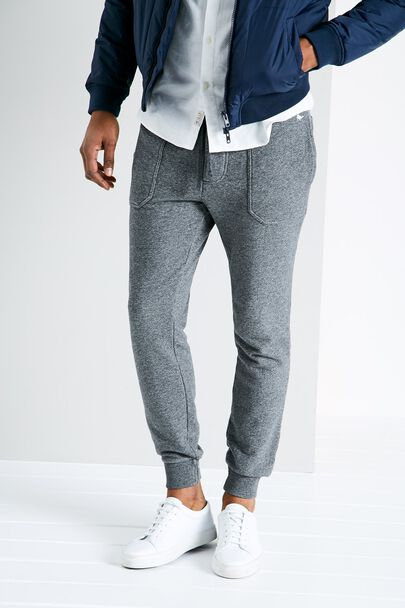 BARNABY TAPERED JOGGERS