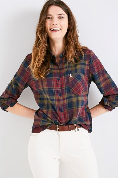 HOMEFORE CLASSIC CHECK SHIRT