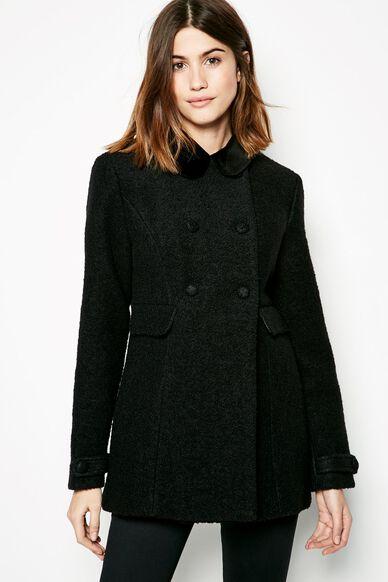 BELLWETHER COAT BLACK