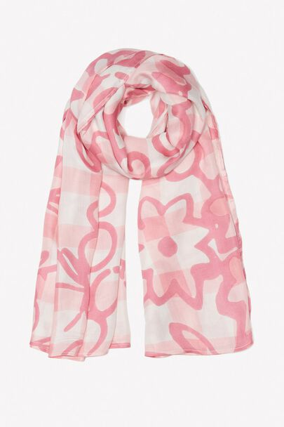 BELBY PRINTED SCARF