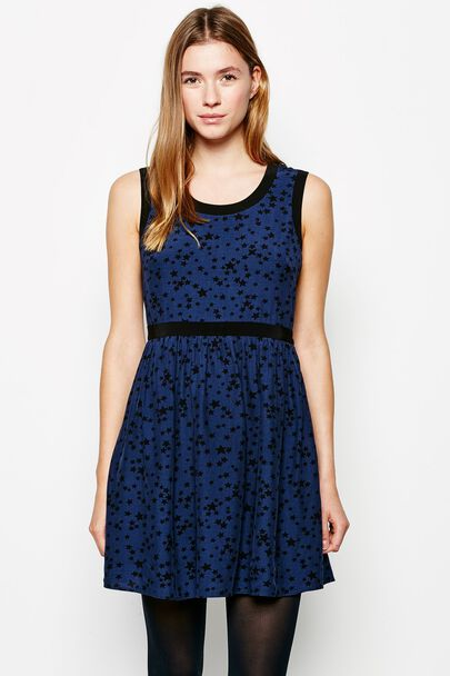 MANATON SLEEVELESS DRESS