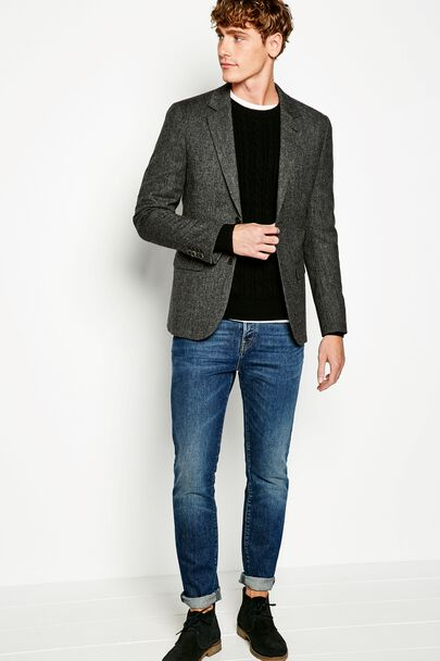 BLOOMSBURY TWEED SUIT JACKET