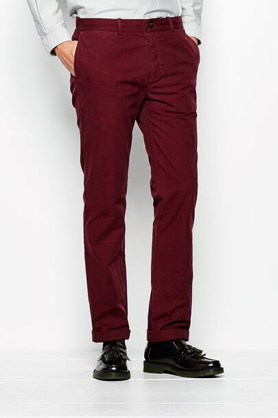 BARBERRY SLIM CHINO
