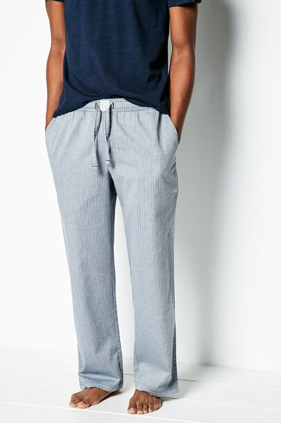 DENBURY HERRINGBONE FLANNEL LOUNGEPANT