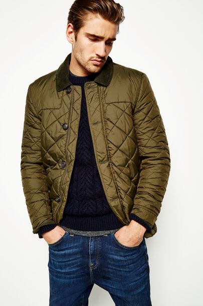 JACOBSTOWE QUILTED JACKET