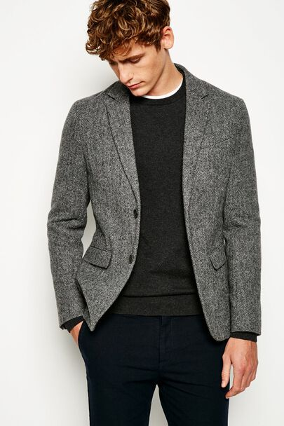 FAIRFIELD TWEED BLAZER