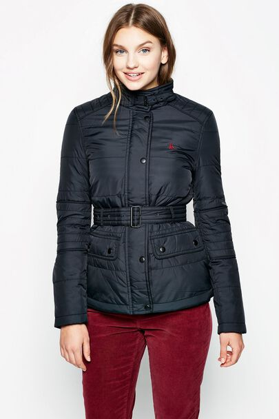 TURVILLE QUILTED JACKET