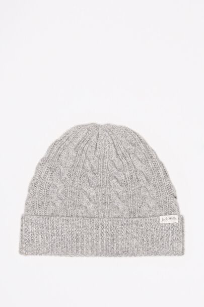 FRENCHAY CABLE BEANIE
