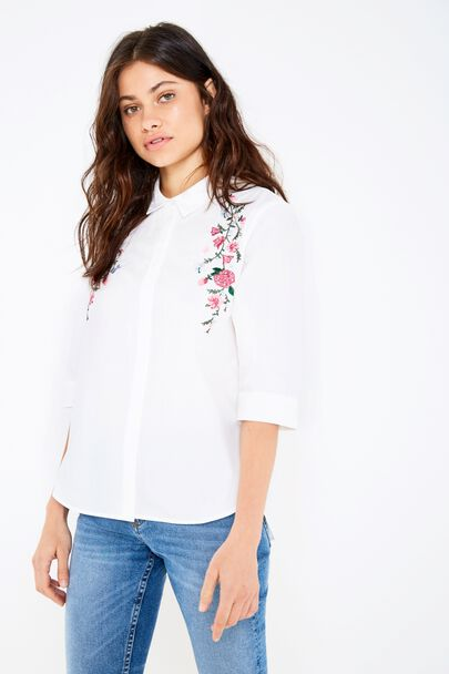 WOVERLEY EMBROIDERED SHIRT
