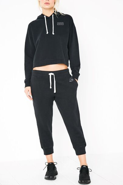 STANNAWAY CROPPED SWEATPANTS