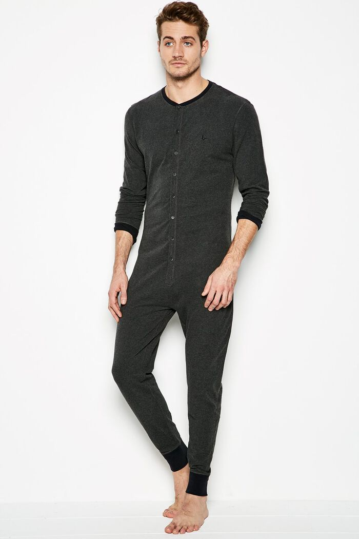 Product photo of Emberton onesie charcoal