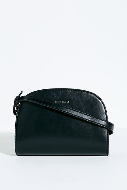 BEEFORD HALF MOON CROSSBODY BAG