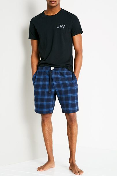WHISTON FLANNEL LOUNGESHORT