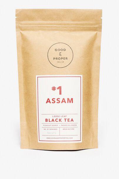 ASSAM LEAF BLACK TEA - GOOD & PROPER TEA