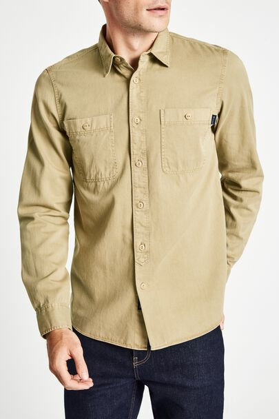 BAGLEY MILITARY SHIRT
