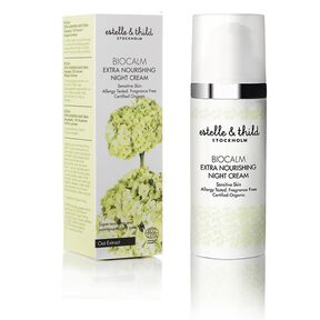 Biocalm Extra Nourishing Night Cream - Soin Hydratant - ESTELLE & THILD
