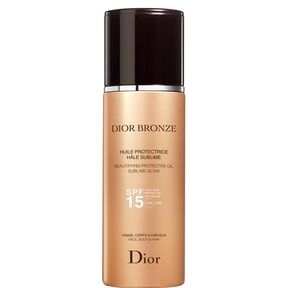 Dior Bronze - Crème Protectrice Hâle Sublime Visage SPF 15 - DIOR