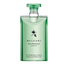 Eau Parfumée au Thé Vert - Gel Douche Corps & Cheveux - BVLGARI