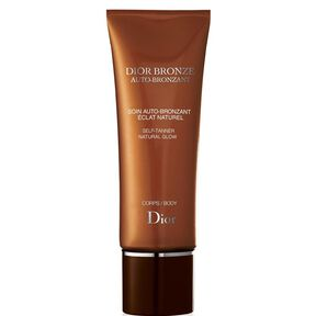 Dior Bronze Auto-Bronzant - Crème Sompteuse Éclat Naturel Corps - DIOR