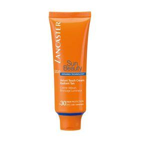 Sun Beauty Velvet Touch Cream SPF 30 - Protection Solaire - LANCASTER
