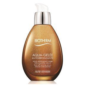 Aqua-Gelée Autobronzante - Sérum Autobronzant visage - BIOTHERM