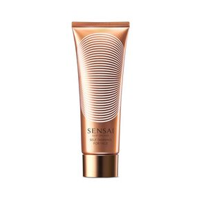 Silky Bronze Self Tanning For Face - Autobronzant - SENSAI