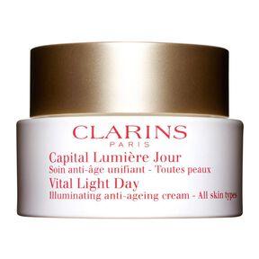 Capital Lumière Jour Toutes Peaux - Crème Jour - CLARINS