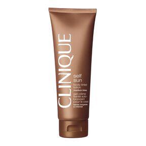 Clinique Self Sun Gel Crème Teinté Auto-Bronzante Corps - Autobronzant - CLINIQUE