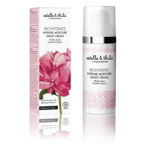 Biohydrate Intense Moisture Night Cream - Soin Hydratant - ESTELLE & THILD