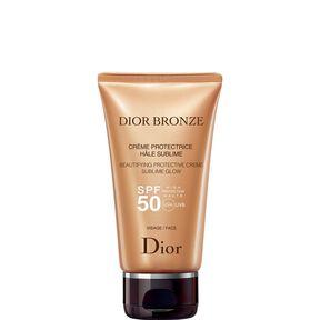 Dior Bronze - Crème Protectrice Hâle Sublime Visage SPF 50 - DIOR