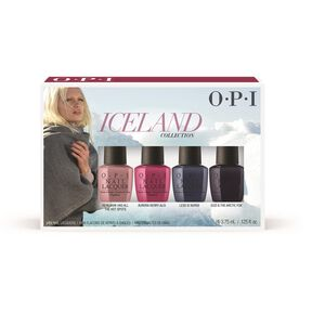 Iceland Collection 2017 - Vernis à ongles - OPI