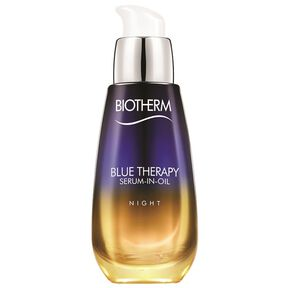 Blue Therapy - Serum-in-Oil Night - BIOTHERM