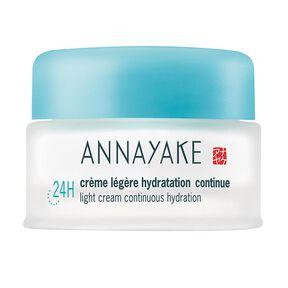 24H Crème Légère Hydratation Continue - Crème Visage - ANNAYAKE